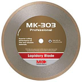 "MK-303 9"""" Professional saw blade"