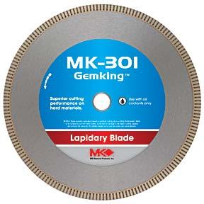 """MK-301, 14"""" x .080 Gemking blade"""