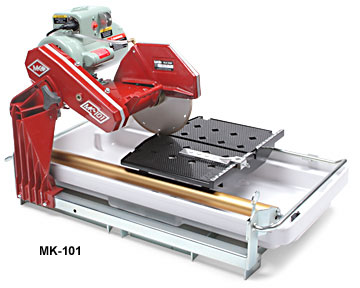 MK Tile Saw for Glass
