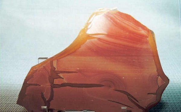 Picture rock, antelope jasper slabs