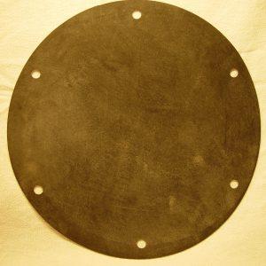 Tumbler lid gasket, 12 or 15 lb. barrel