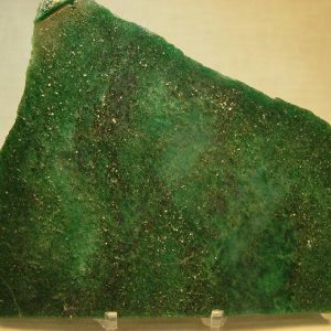 Aventurine, green slabs