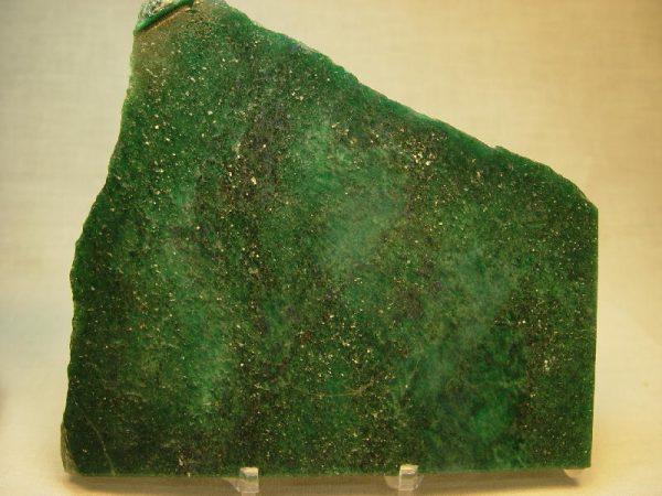 Aventurine, green slabs