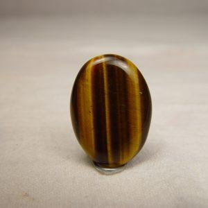 Tigereye golden 25 x 18mm