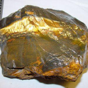 Tiger iron, premium, Australia, rough